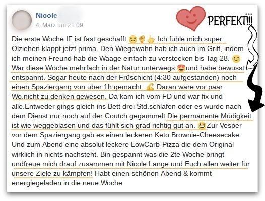 Nicole Testimonial