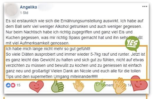 Angelika Testimonial