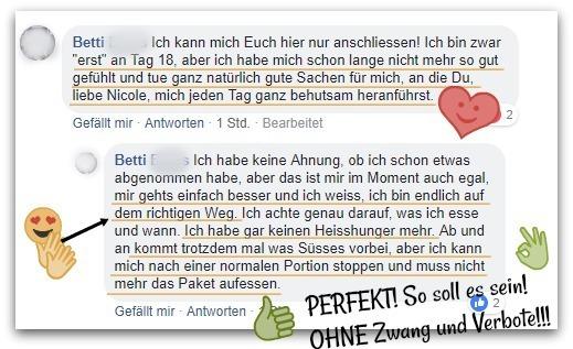 Bettina Testimonial